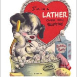 Direct Animal image: Present your dog grooming, daycare and/or boarding customers with a Happy Valentine's Day greeting card that includes a coupon good for $5 off the next visit.