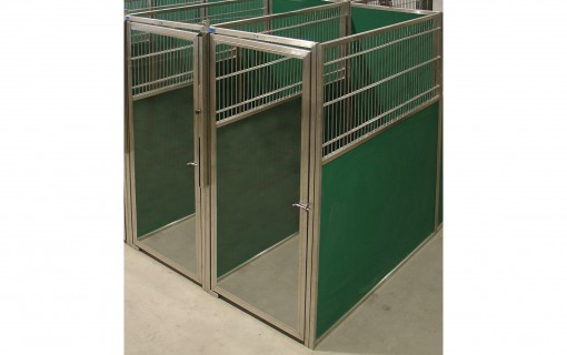 Direct Animal engineers take nothing for granted when manufacturing the best glass dog-kennel doors for your facility.