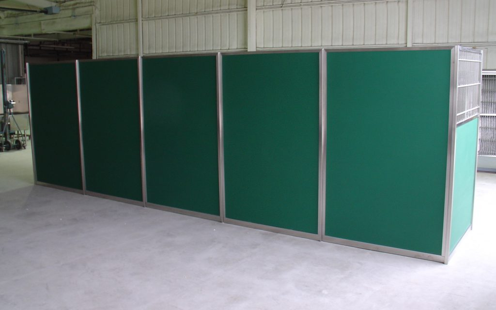 Sturdy Back Panels Are The Backbone Of Dog Kennel Designs That Last