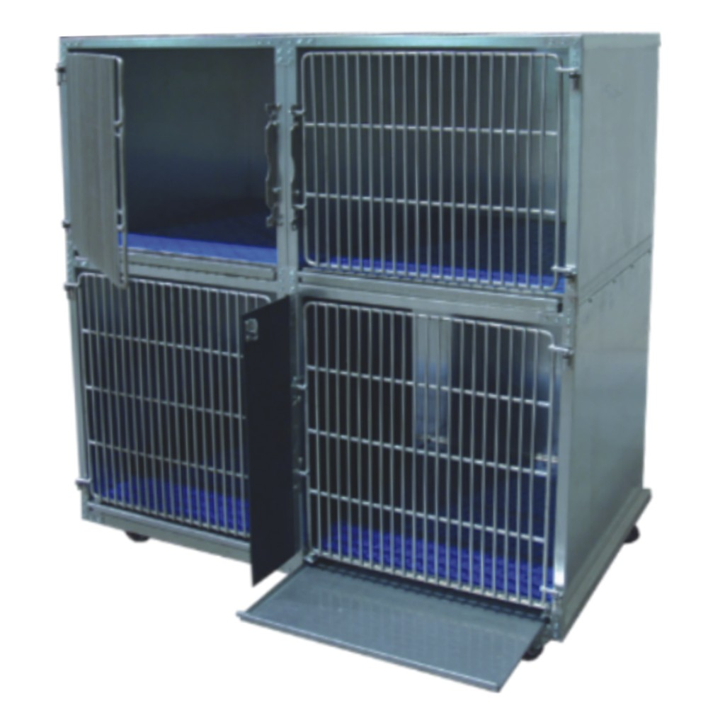 Galvanized Cages Veterinary Equipment Direct Animal