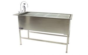 Veterinary Utility Wet Prep Tub