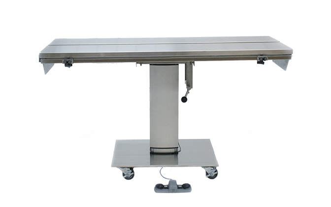 Dependable Electric Veterinary Surgery Table V Top Direct