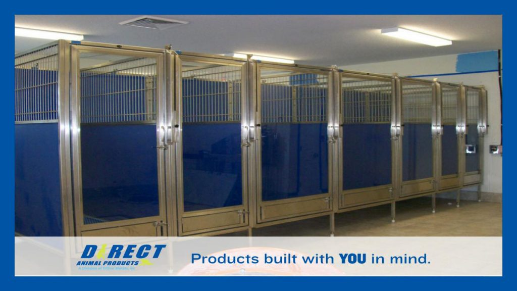 Dog Kennel Panels and Floor Plans