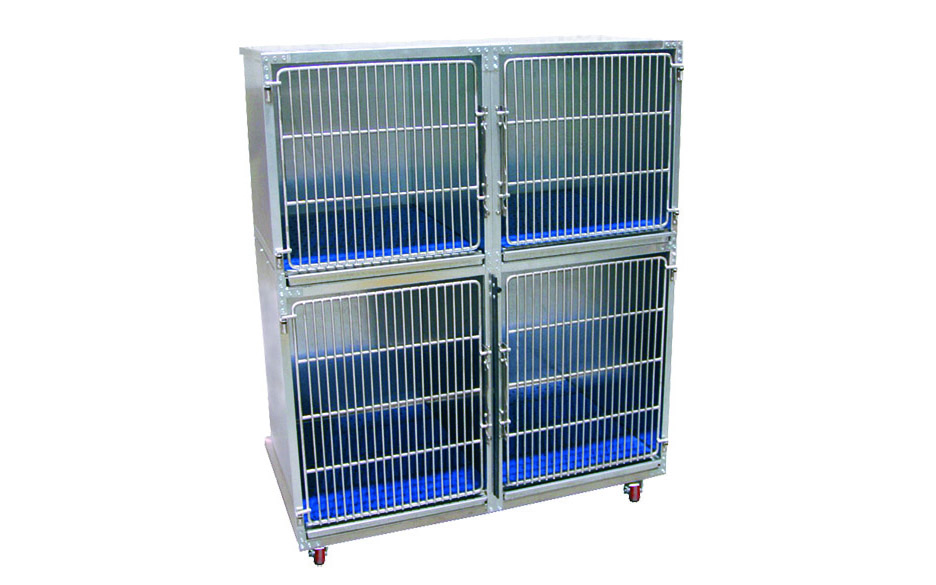 Strong Sanitary Large Small Dog Cages Cattery Cages In