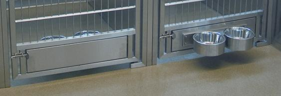 Why Glass Kennel Doors