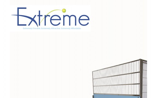 Extreme Kennel Cross Ventilation Panels