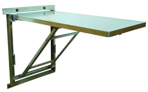 Animal Lift Table With Scale : Wall mount end folding direct animal