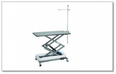 Direct Animal image: Our versatile, Electric Lowboy Dog Grooming Table is built with a number of safety features based on the needs of groomers and dogs.