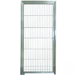 Dog Kennel Rod Door