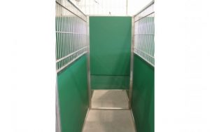 Dog Kennel Guillotine Door