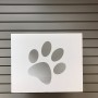 Cat Wall Box, Paw Print
